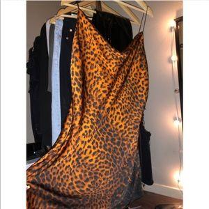 Zara Cheetah Slip Dress🖤